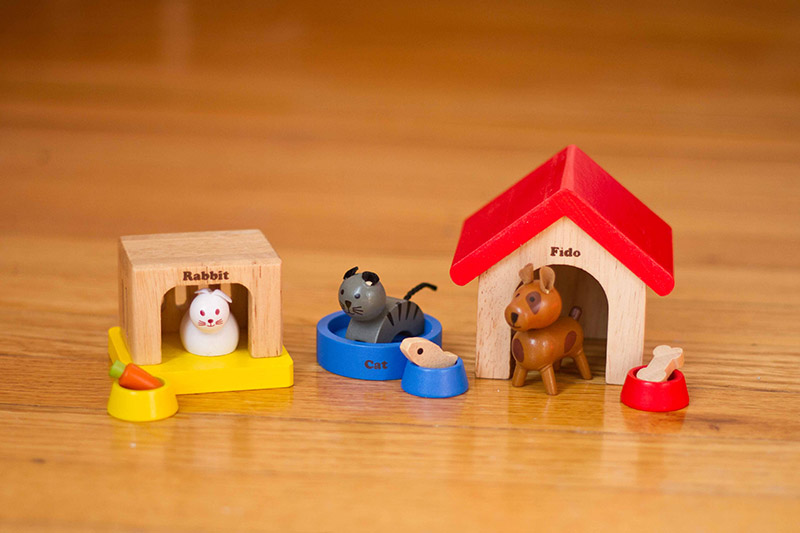 Doll House Animals