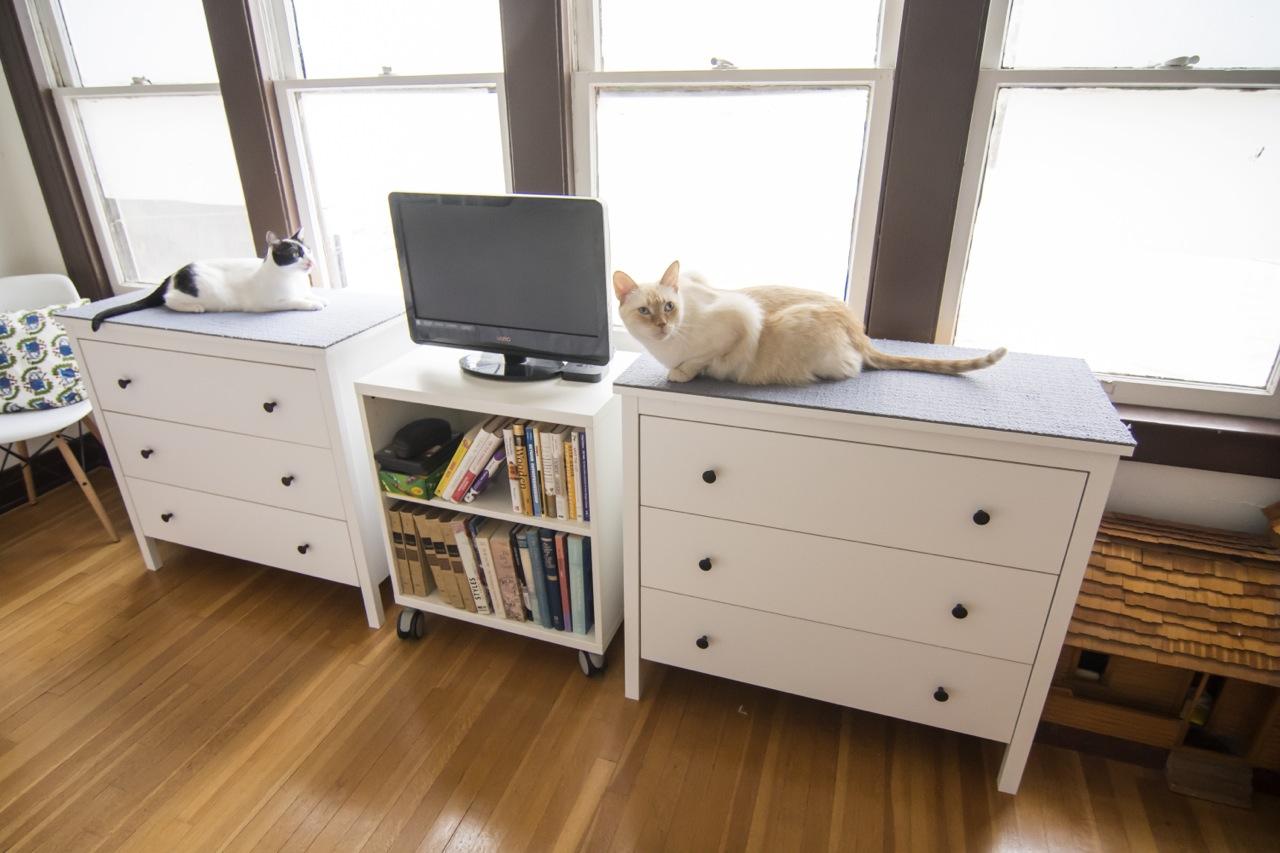 Dressers Cat Beds FLOR